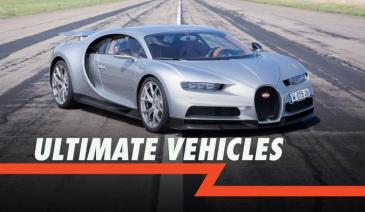 From the breathtakingly fast to the impressively powerful, these are the most spectacular vehicles in the world.