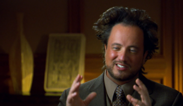 Get to know Giorgio A. Tsoukalos, aka the Ancient Aliens guy, a little better