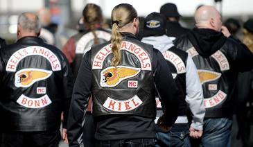 Facts about the Outlaw bikers.