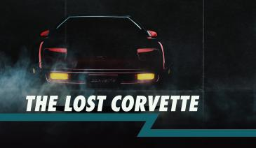 Restoration guru Chris Mazzilli bids to rewrite car history by building his vision of a Corvette from 1983