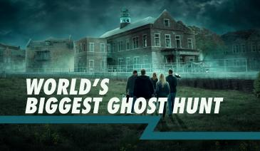 The longest continuously filmed paranormal investigation in television history