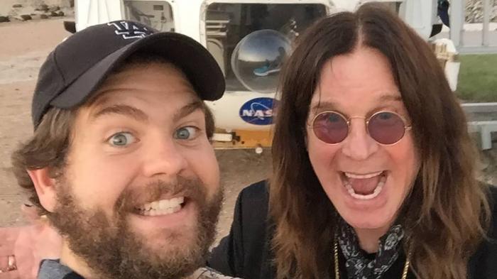 Blaze spoke to Jack Osbourne about joining his dad, Rock Legend, Ozzy Osbourne on the road their new Blaze show.