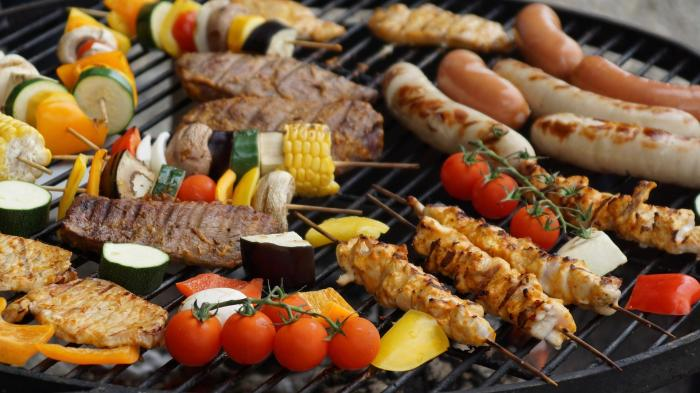 Summers here! Grab your grills and let's cook… but first, some fiery words of wisdom.