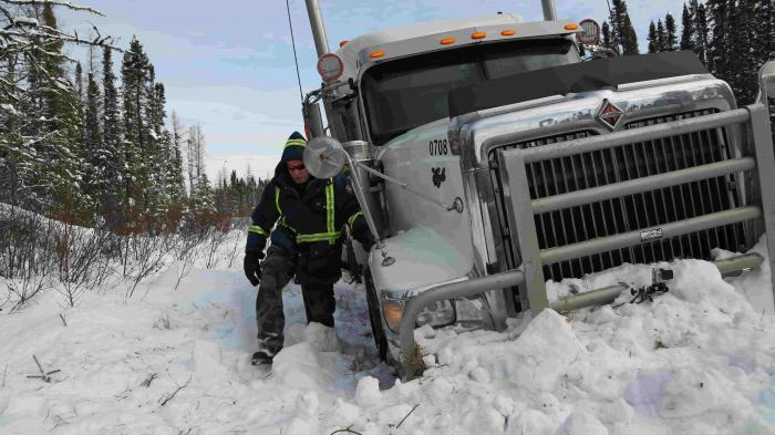The only guide you'll ever need to surviving the icy roads of the Arctic north.
