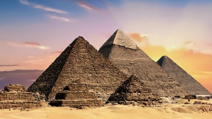 4,500 years later we're still debating who built the pyramids and why?