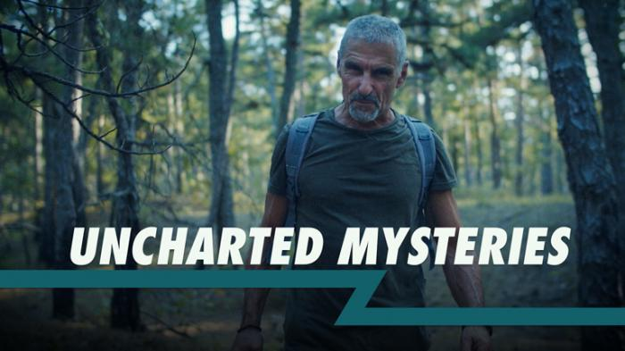 South African actor Cliff Simon investigates paranormal activity and more in Uncharted Mysteries.