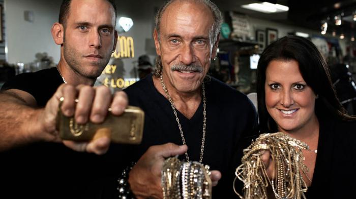 A few interesting facts about Les Gold